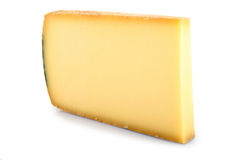 Portion of cheese Royalty Free Stock Image