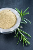 Portion of dried Rosemary Royalty Free Stock Images