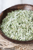 Portion of dried Tarragon Royalty Free Stock Photo