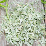 Portion of dried Tarragon Stock Images