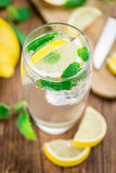 Portion of Lemonade Stock Images