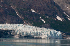 Portion of Margerie Glacier Royalty Free Stock Photos