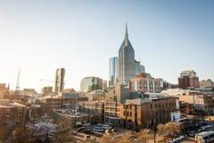 Nashville Skyline Royalty Free Stock Image