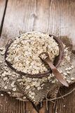 Portion of Oatmeal Stock Photos