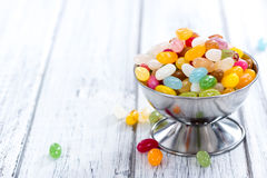 Portion Of Jelly Beans Royalty Free Stock Photography