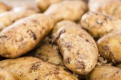 Portion of Potatoes Stock Photo