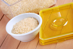 Portion of rice Royalty Free Stock Photo