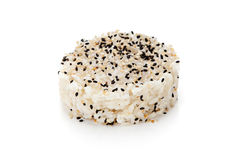 Portion of rice Stock Image