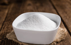 Portion of White Sugar Royalty Free Stock Photography