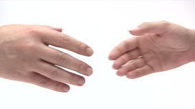 Portionhand stock video