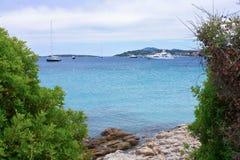 Portisco Beach Sardinia Italy Stock Photos