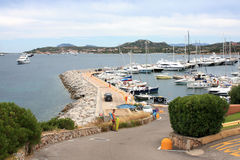 Portisco, Sardinia Stock Photography