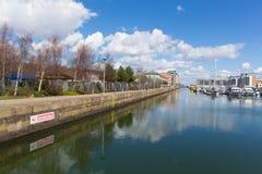 Portishead near Bristol Somerset England UK Stock Photography
