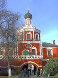 Portkyrkan av frälsaren Arkivbild