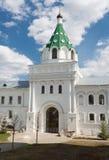 Portkyrkan av martyr Chrysanthos och Daria Royaltyfria Foton