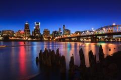 Portland è per gli amanti Fotografie Stock Libere da Diritti