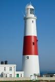 маяк portland счета Стоковые Фотографии RF
