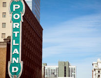 Portland Stock Photography