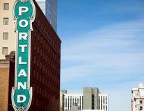 Portland Stock Fotografie