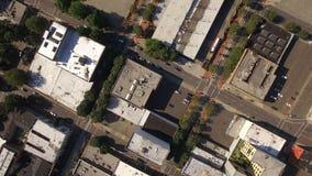 Portland-Antenne stock video footage
