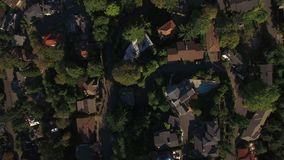 Portland-Antenne stock video