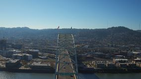 Portland-Antenne stock video footage