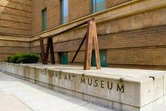 Portland Art Museum Photos libres de droits