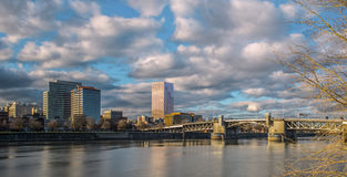 Portland, Or Royalty Free Stock Photography