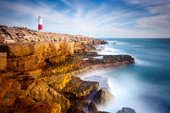 Portland Bill Stockbild