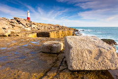 Portland Bill Fotografia Stock