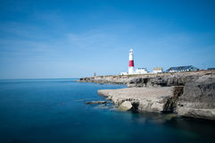 Portland Bill Fotografie Stock