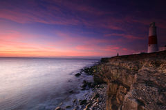 Portland Bill Royalty Free Stock Photography