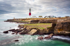 Portland Bill Dorset Imagem de Stock Royalty Free