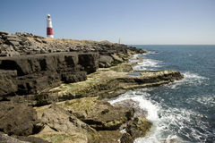 Portland Bill. Dorset Royalty Free Stock Image