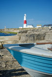 Portland Bill Dorset UK royaltyfria bilder