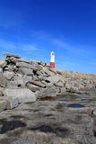 Portland Bill Light House Royalty Free Stock Image