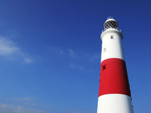 Portland Bill Lighthouse Royalty Free Stock Images