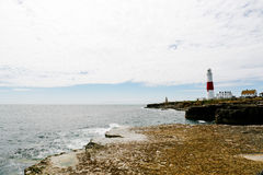 Portland Bill Lighthouse Stock Photography