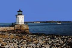 Portland Breakwater Lighthouse aka  Stock Image