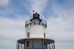Portland Breakwater Lighthouse stock photos