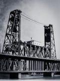 Portland bro Arkivfoto