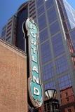 Portland céntrica famosa Orego foto de archivo