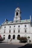Portland City Hall. The historic city hall for Portland, Maine Royalty Free Stock Photo