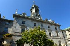 Portland City Hall, Maine, USA Stock Photos