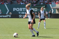 Portland-Dornen gegen Seattle Lizenzfreie Stockbilder