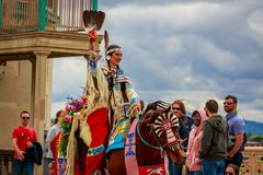 Free Portland Grand Floral Parade 2019 Stock Images - 150625594