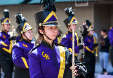 Portland Grand Floral Parade 2014 Stock Images