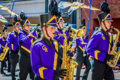Portland Grand Floral Parade 2015 Stock Images