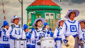 Portland Grand Floral Parade 2016 Royalty Free Stock Image