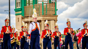 Portland Grand Floral Parade 2016 Royalty Free Stock Photography